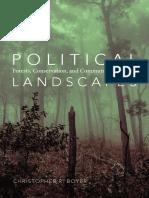 Political Landscapes by Christopher R. Boyer