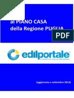 Piano Casa Puglia