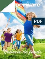 March-September 2015 Fundraiser Brochure French