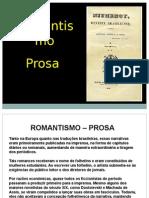 romantismo prosa.ppt