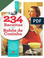 234 Receitas Para Robos de Cozinha 3