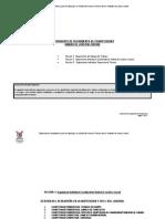 Instrumento de Seguimiento de Competencias Coordinador