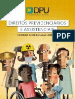 Direitos Previdenciários e Assistenciais