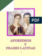 AFORISMOS y FRASES LATINAS
