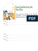 Los Barberos de Sevilla
