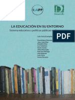 LA EDUCACION EN SU ENTORNO - LUIS ORTIZ - PORTALGUARANI
