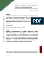 Los Intereses Concurrentes en El Procedimiento Concursal - Erika Valdivieso López