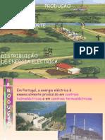Produção e Distribuição de Eletricidade