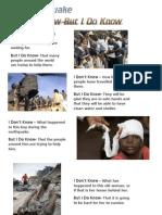 Haiti Eartquake by Tom Radford