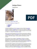 Arte de La Antigua Roma
