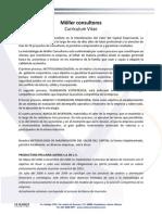 Catimage Portafolio 431476 Curriculum Vitae Moller Consultores