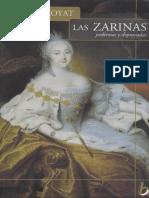 Las Zarinas - Henri Troyat