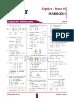 x Matrices Uni