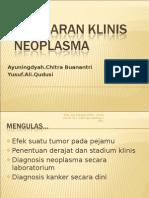 Gambaran Klinis Neoplasma