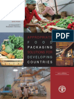 Appropriate Food Packaging Solutions for Developing Countries""