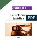 Introducción Al Derecho II - Módulo I