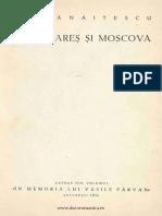 P.P.panaitescu-Petru Rares Si Moscova