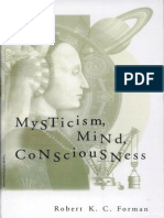 Robert K. C. Forman-Mysticism, Mind, Consciousness -SUNY Press (1999)