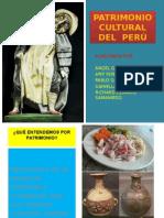 PATRIMONIO CULTURAL EXPOSICIÓN..pptx