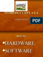 Introducción a La Computacion
