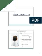 Haircutting Workbook