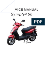 Symply50 Service Manual