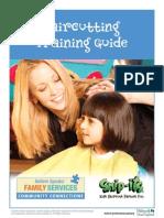 Haircutting Training Guide