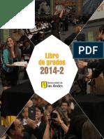 Universidad de los andes Grados-2014-2