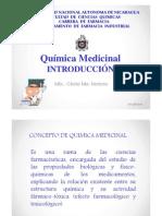 Unidad I Quimica Medicinal 2015