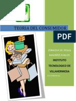 Investigacion Teoria Del Consumidor 26 de Octubre 2011