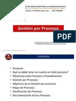 Gestión Por Procesos e Indicadores1