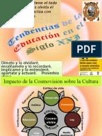Tendencias de La Educacion Universitaria en El Siglo Xxi