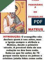VISÃO PANORÂMICA DE MATEUS - Isaltino.pptx