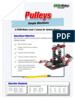 STEM Education - Pulleys