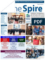 The Spire March 15 2015 Interactive