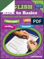 English Back to Basics