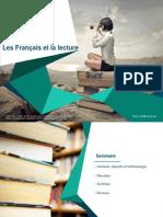 Los Franceses y la lectura 2015