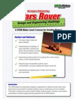 STEM Maker Education - Mars Rover