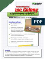 STEM Maker Education - Space Colony