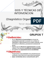 Metodos y Técnicas de Intervencion (Dx)