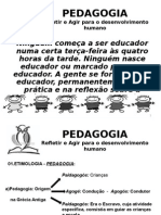 Conceitos Pedagogia