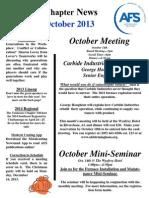 2013-10 October