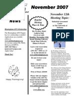 2007-11 November