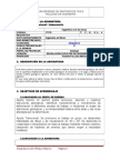 Geolog a Estructural Laboratorio Ing Civil en Minas
