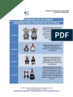 ITEC-SOLUTIONS 2014 ( Catalogo de Seguridad en Alturas)..