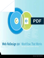 Web Redesign 2.0 Workflow That Works