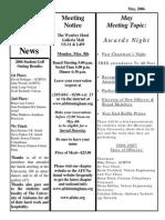 2006-05 May