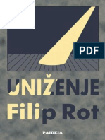 Unizenje - Filip Rot