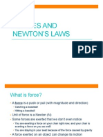 force and newton weebly
