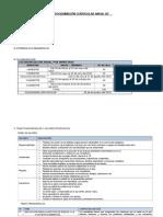 Modelo de Programación 2015